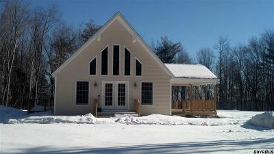 Saratoga County Single Family Home For Sale: 4 Schuyler Island Dr