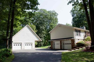Mayfield Single Family Home For Sale: 107 Woody La