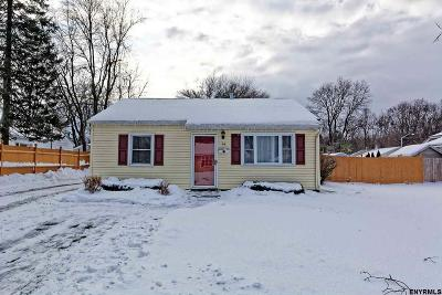 Colonie Single Family Home For Sale: 34 Vics Ct