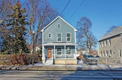 Watervliet Single Family Home For Sale: 1219 19th St