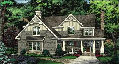 Saratoga County Single Family Home For Sale: Lot 3 Grace Moore Rd