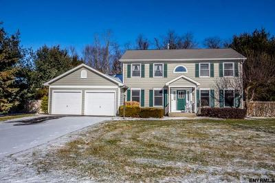 Guilderland Single Family Home New: 3012 Morgan Ct