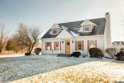 Colonie Single Family Home For Sale: 52 Haswell Rd