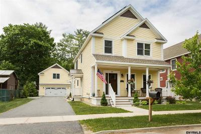 Saratoga Springs Single Family Home For Sale: 129 Adams St