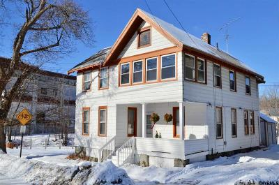 Gloversville Single Family Home For Sale: 66 Lincoln St