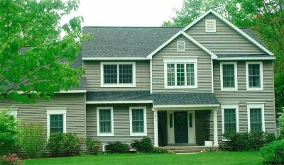 Voorheesville Single Family Home For Sale: 460 Stove Pipe Rd