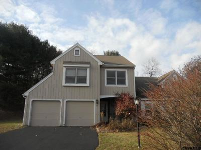 Voorheesville Single Family Home For Sale: 3 Greystone Dr