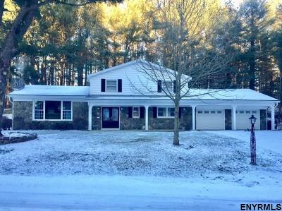 Guilderland Single Family Home New: 1 Denny Rd