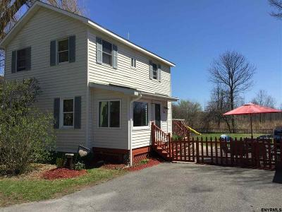 Guilderland Single Family Home For Sale: 596 Meadowdale Rd