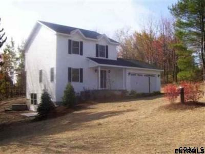 Poestenkill Single Family Home For Sale: Lot 4 Second Dyke Rd