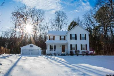 Wilton Single Family Home For Sale: 37 Kings Mills Rd