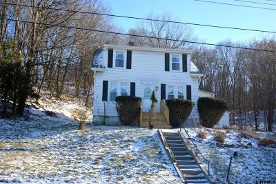 East Greenbush Single Family Home For Sale: 21 Orchard St