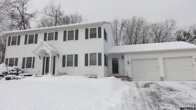 Colonie Single Family Home New: 15 Colonie Av
