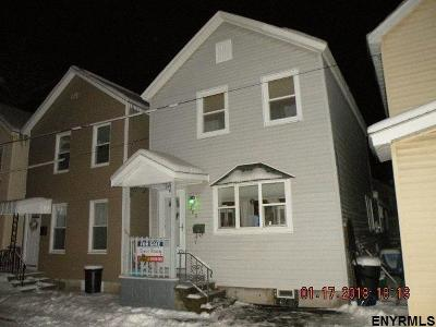 Watervliet Single Family Home For Sale: 203 14th St
