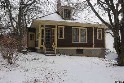 Single Family Home Sold: 157 S Allen St