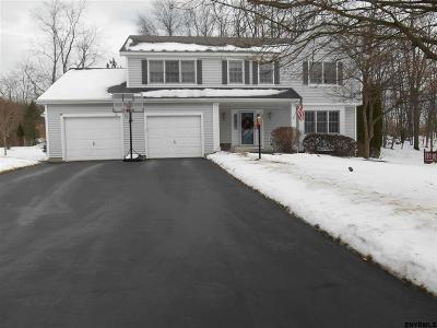 Clifton Park Single Family Home New: 37 Dorsman Dr