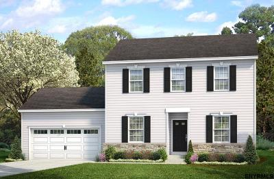 Queensbury, Fort Ann Single Family Home For Sale: Burnt Hills Dr