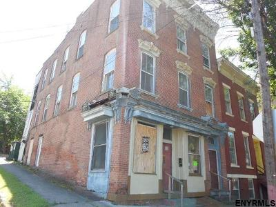 Troy Multi Family Home New: 164 9th St