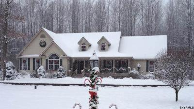 Wilton Single Family Home For Sale: 9 White Birch La