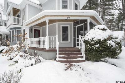 Saratoga Springs Single Family Home New: 10 Vallera Rd