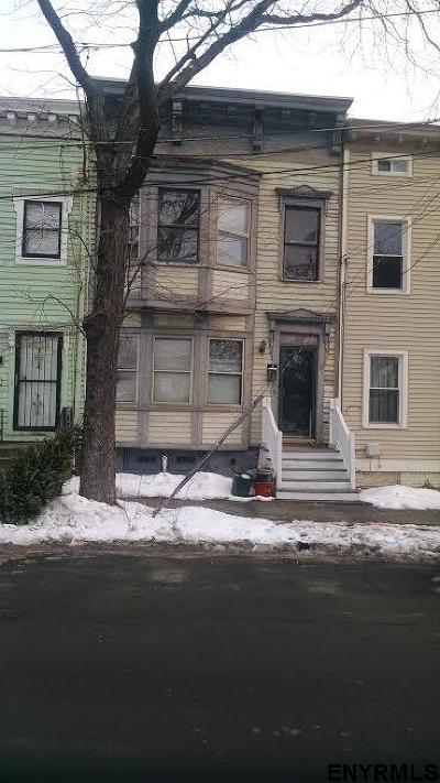 Albany Single Family Home New: 269 Elm St
