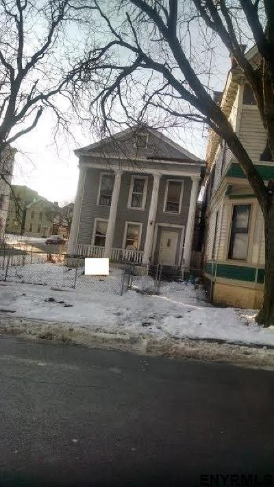 Cohoes Multi Family Home New: 268 Remsen St