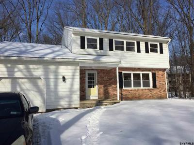 Clifton Park Single Family Home New: 12 Stockton Ct