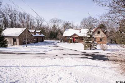 Schenectady Single Family Home New: 177 Reynolds Rd