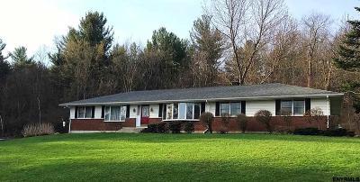 Rensselaer County Single Family Home For Sale: 35 Dormay La
