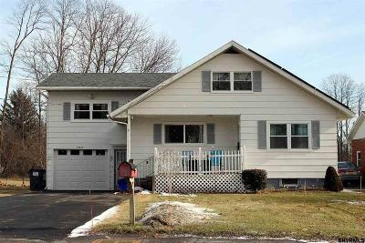Rotterdam Single Family Home For Sale: 245 Phillips Rd