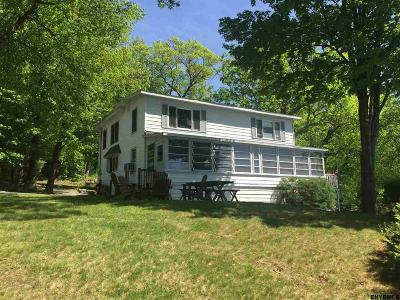 Lake George, Bolton Single Family Home For Sale: 1 Park St