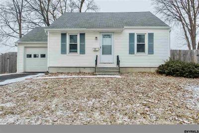 Albany Single Family Home For Sale: 28 Rooney Av