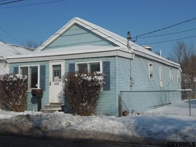 Colonie Single Family Home For Sale: 149 Exchange St