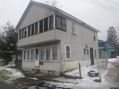 Saratoga County Single Family Home For Sale: 6 Saratoga Av