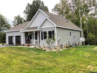 Mechanicville, Stillwater Single Family Home For Sale: 2 Hayner Rd