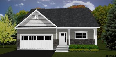 Colonie Single Family Home For Sale: Lot 16 Nantucket St