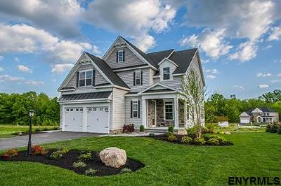 Saratoga County Single Family Home For Sale: 1421 Cosgrove Dr