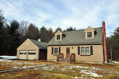 Single Family Home Sold: 471 Garrett Rd