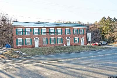 Rensselaer County Multi Family Home For Sale: 1628 Columbia Turnpike