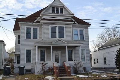 Mechanicville Multi Family Home Price Change: 135-137 N Main St