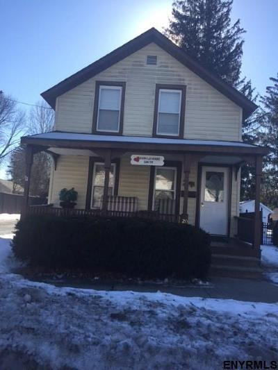 Saratoga Springs Single Family Home For Sale: 20 Avery St