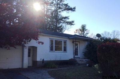 Ballston Spa Single Family Home For Sale: 1 Pinewood La