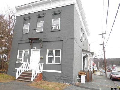 Troy Multi Family Home For Sale: 856 4th Av