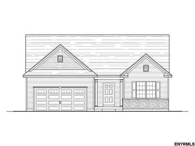 Halfmoon Single Family Home For Sale: 001 Linden Park Dr
