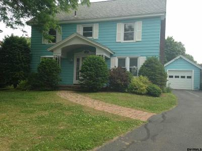 Gloversville NY Single Family Home For Sale: $129,000