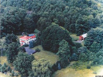 Guilderland Single Family Home For Sale: 2259 Western Av