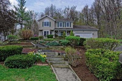 Halfmoon Single Family Home For Sale: 53 Hendrik Hudson Way