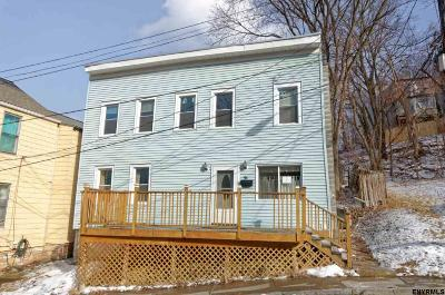 Troy Single Family Home For Sale: 51 Elm St