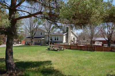 Saratoga County Single Family Home For Sale: 78 Jack Halloran Rd