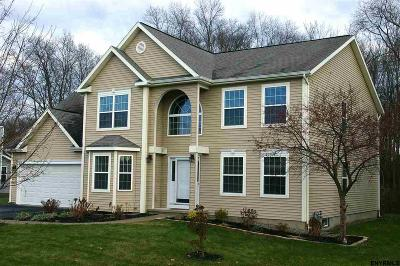 Ballston, Ballston Spa, Malta, Clifton Park Single Family Home For Sale: 18 Century Dr